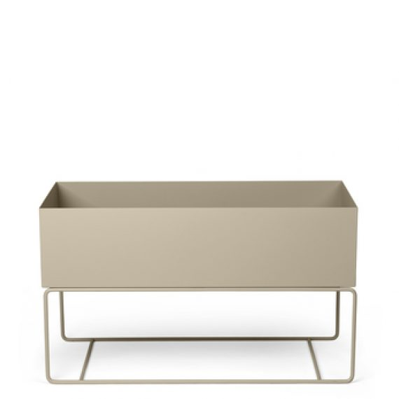 fermLiving Plant Box - large - cashmere