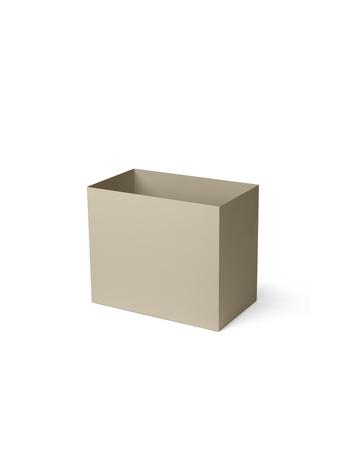 ferm Living Box Pot large cashmere livland.