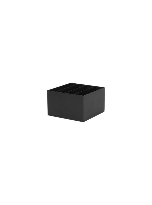 fermLiving Plantbox divider black Livland.